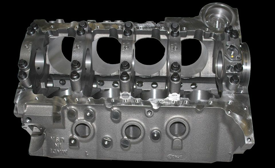 All New Merlin Iv Big Block Chevy