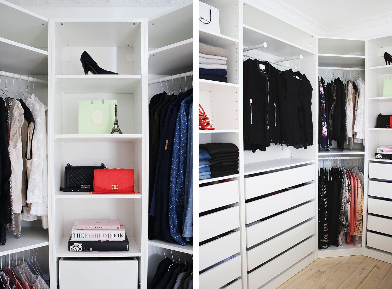 Walk In Skab Ikea Pax 2x Walk In Closet Walk In
