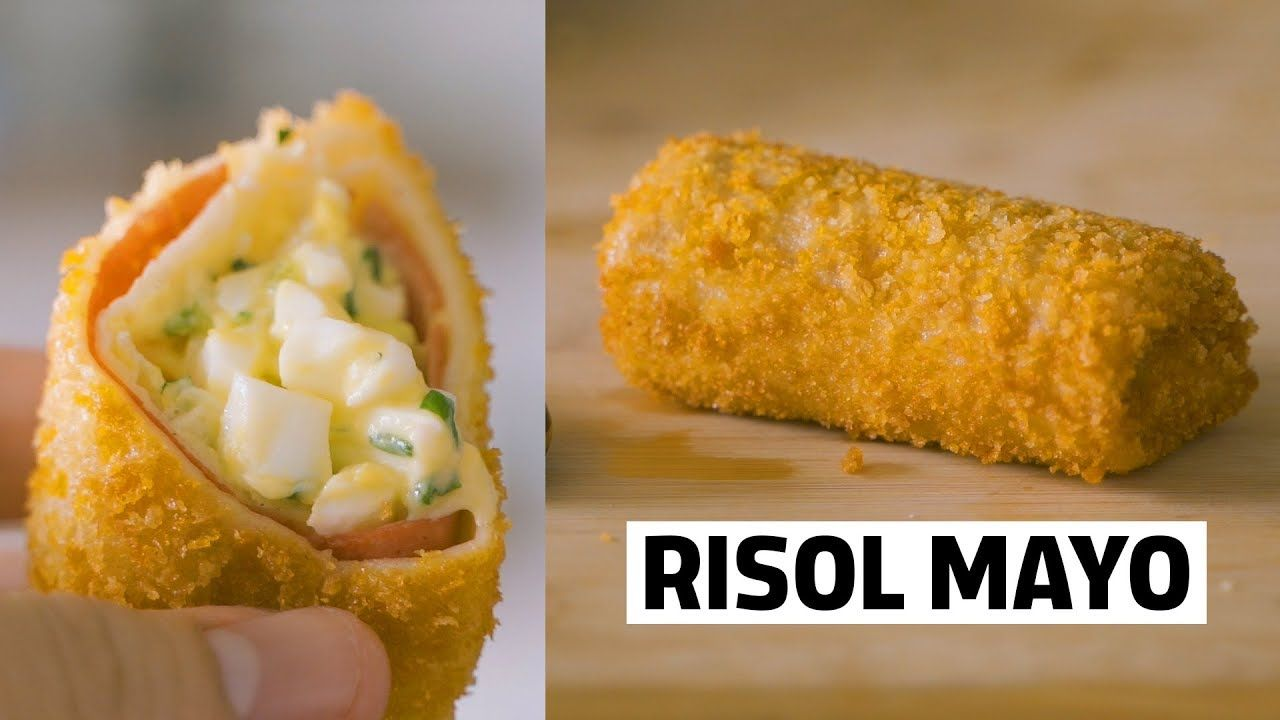Resep Risoles Mayonaise Resep Makanan Resep Cemilan