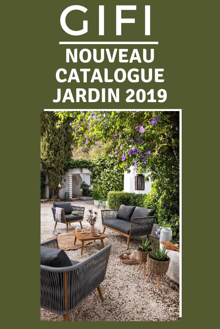Gifi Le Nouveau Catalogue Jardin 2019 Gifi Jardin Amenagement Jardin Jardin Maison
