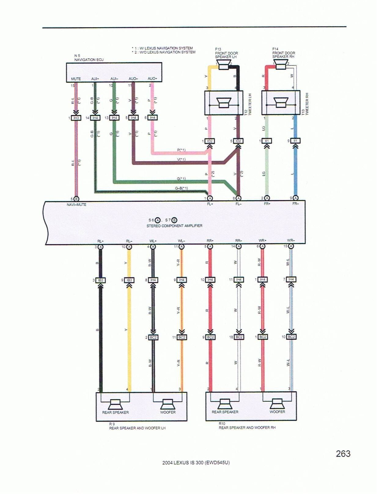 1999 Dodge Intrepid Stereo Wiring Diagrams