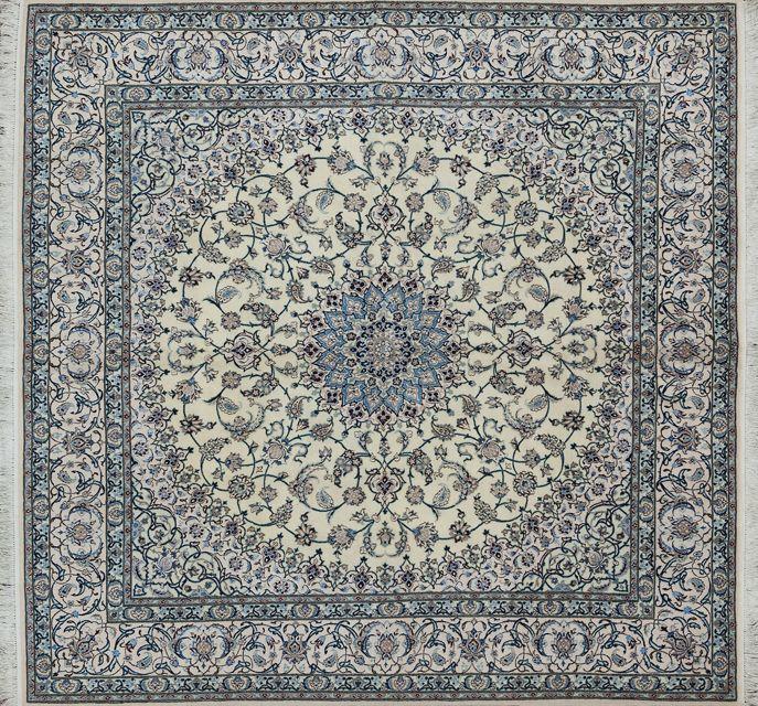 NAIN 6 LA – 340472 – cm. 206 x 205 – Tappeti Orientali e Moderni ...