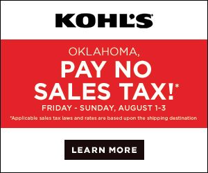 Kohl S In Norman Ok At 2110 24th Ave Nw Kohl S Hours And Directions Kohls Hours Kohls Directions