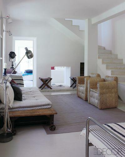 La maison d 39 in s de la fressange my future home de la for Divano letto a elle