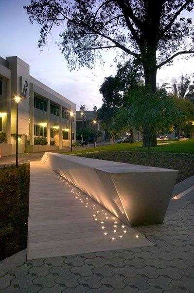Gen Concept Landscape Lighting Design Landscape Architecture Modern Landscaping