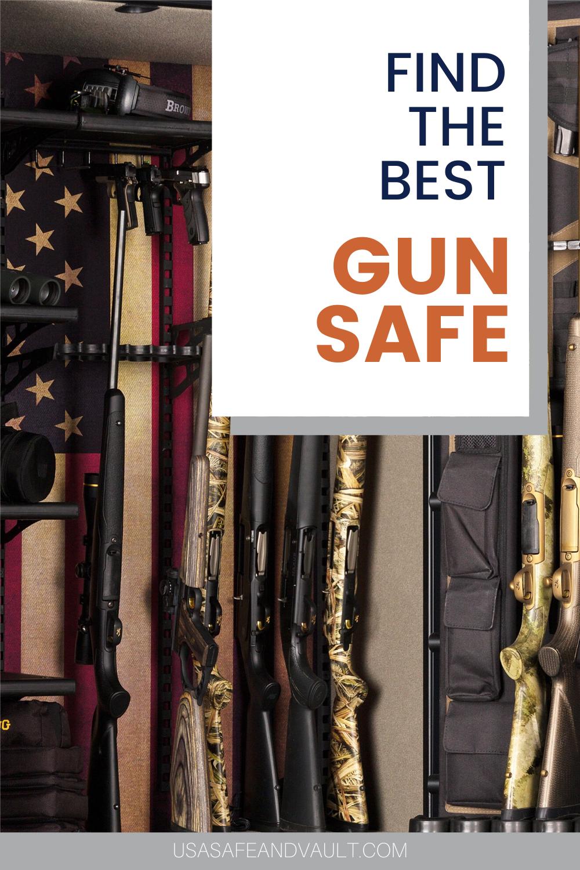 Pin on USA Safe and Vault