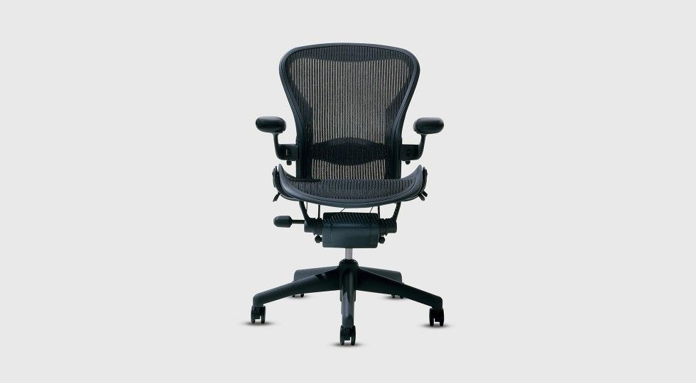 Someday I Ll Have This Aeron Chair Herman Miller Bill Stumpf