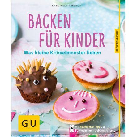 GU, Backen für Kinder
