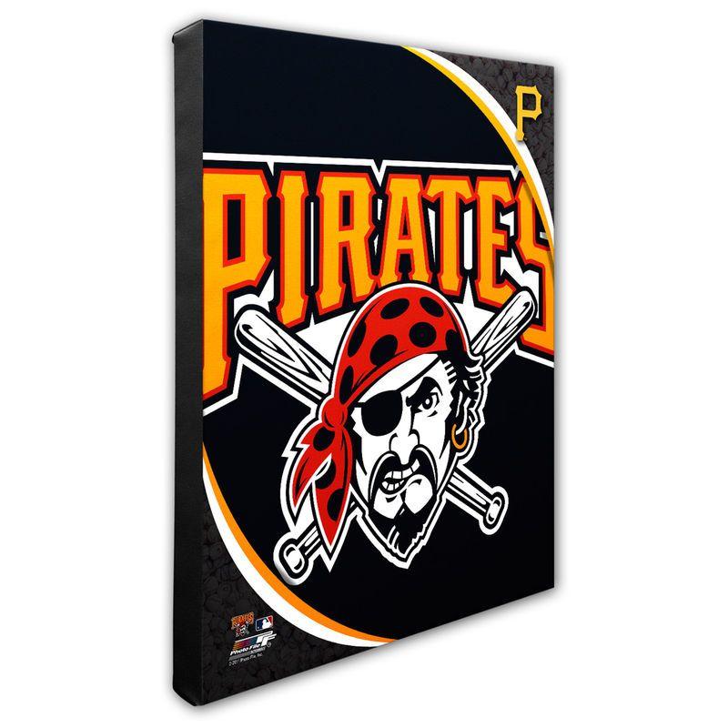 "Pittsburgh Pirates 16"" x 20"" Pop Art Photo"