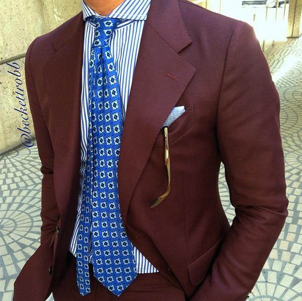952f7d7770bb 100% Italian Wool * Half canvas construction * No shoulder padding * Fully  lined * Wide notch lapels www.beckettrobb.com