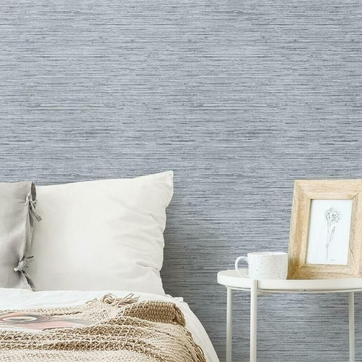 Grasscloth Peel And Stick Wallpaper In 2020 Grasscloth Peel And Stick Wallpaper Grasscloth Wallpaper