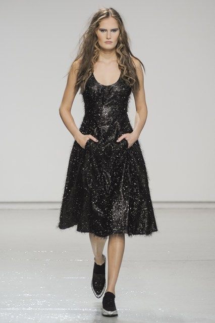 Tracy Reese Autumn/Winter 2014-15 Ready-To-Wear