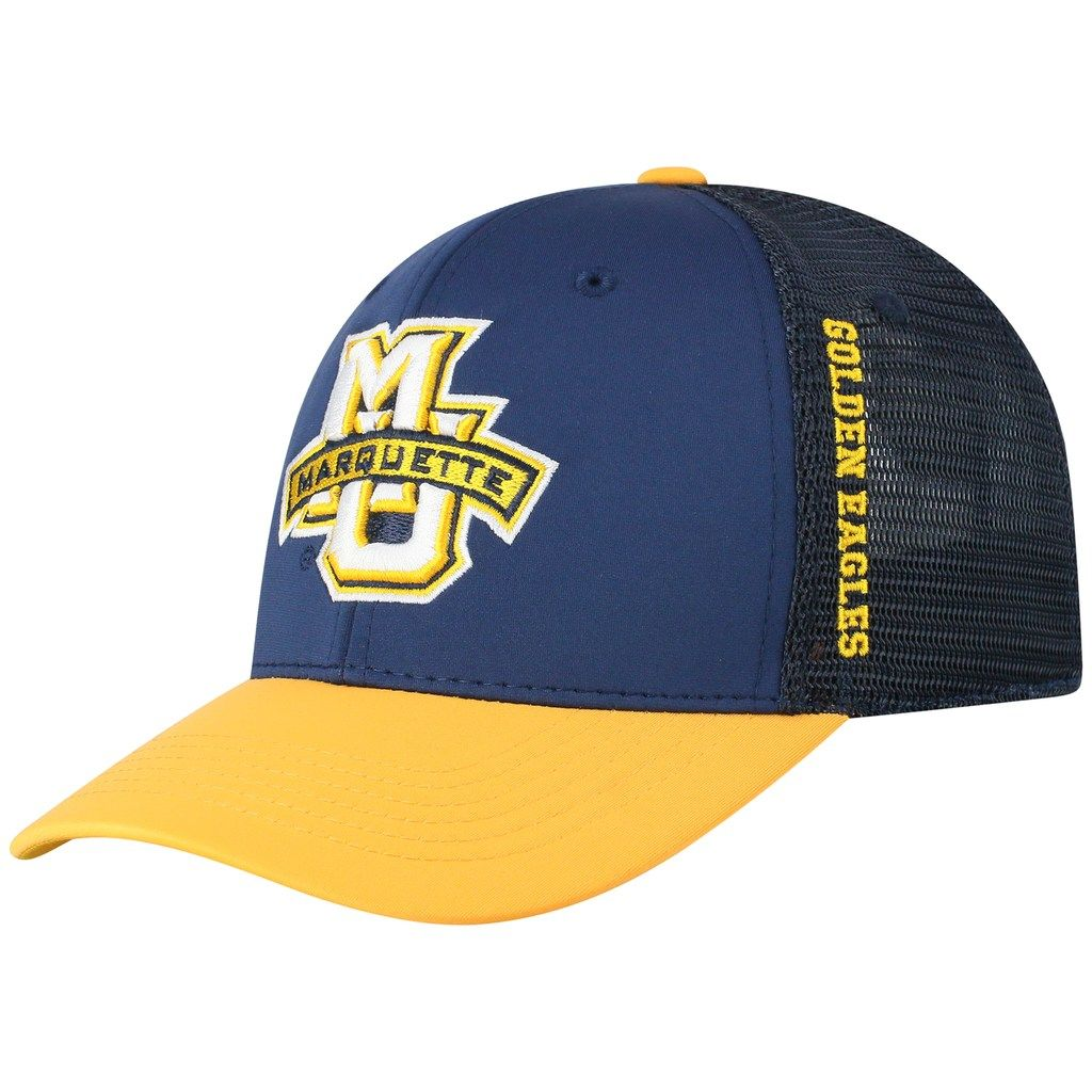 4df1eb7e3f8da Adult Top of the World Marquette Golden Eagles Chatter Memory-Fit ...