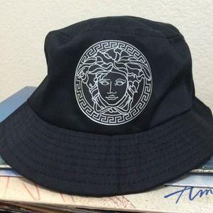 a18300d3d049f Versace Sport Bucket Hat