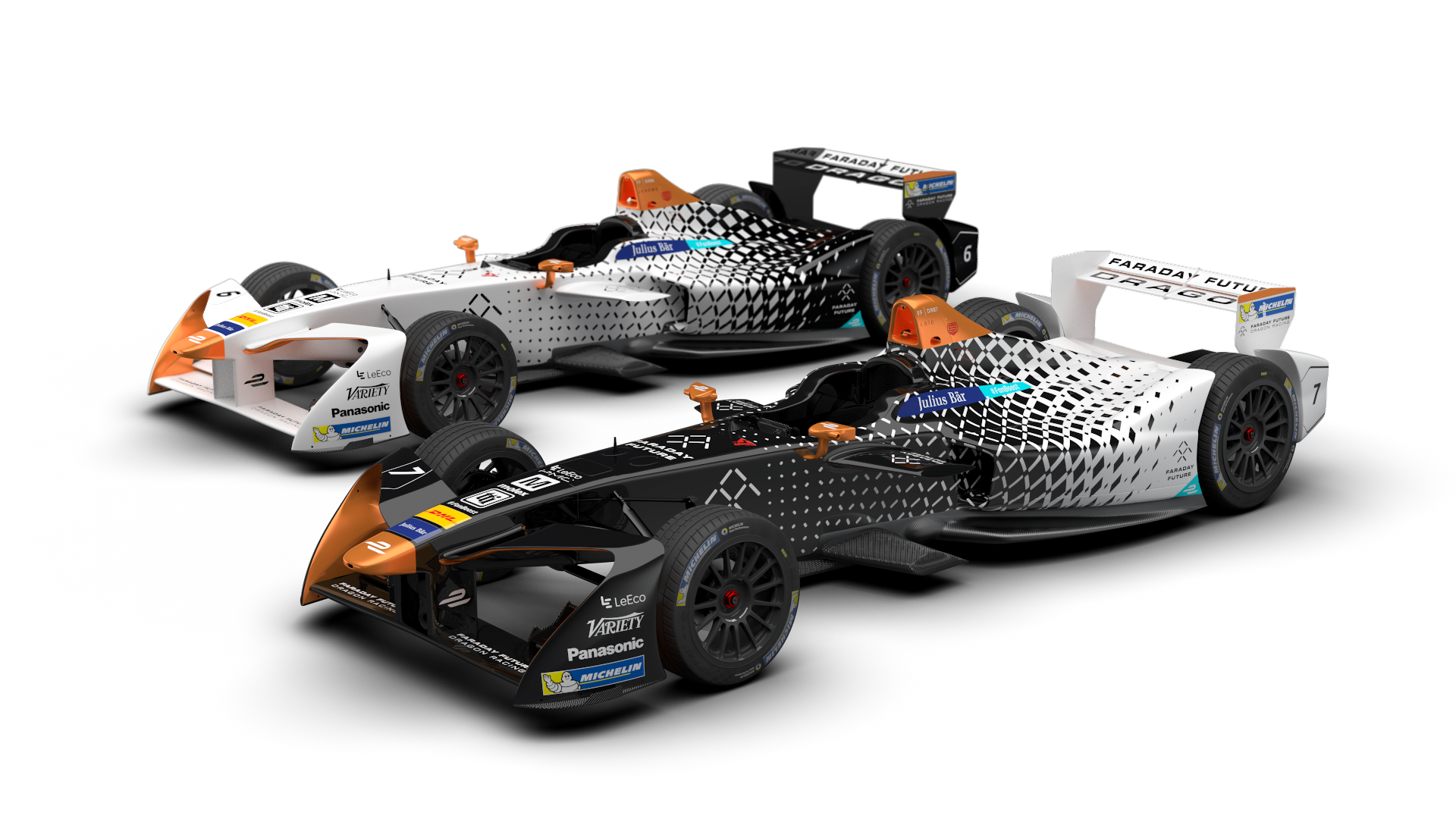 Faraday Future Dragon Racing Is Our Inaugural Entry Into Formula E