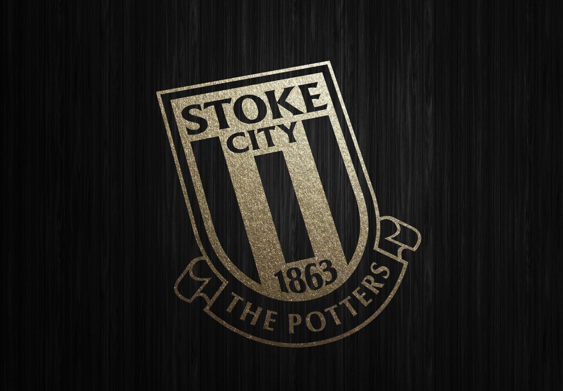 Stoke City Gold Wallpaper HD