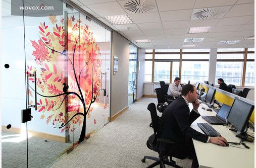 Photos of Microsoft Microsoft Ireland (Building 3) in Dublin - innovatives interieur design microsoft