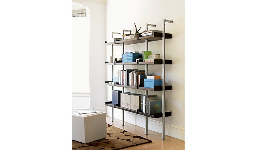 Charming Treku Bookcase   18 In. Complete Unit Great Pictures