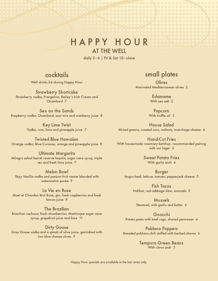 Cocktail Happy Hour Menu Happy Hour Menu Menu Template Inside Happy Hour Menu Template Happy Hour Menu Happy Hour Cocktails Menu Template