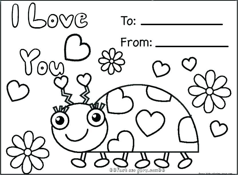 Printable Valentine Coloring Sheets Valentines Pages For Kids Card Free Preschoolers Valentine Coloring Pages Valentines Day Coloring Page Valentine Coloring