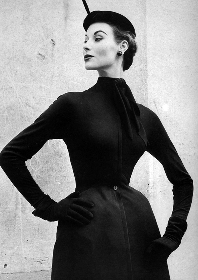 Dior photographed by Frances McLaughlin-Gill.