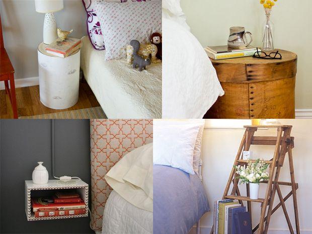 Comodini fai da te originali per la camera da letto idee - Idee fai da te camera da letto ...