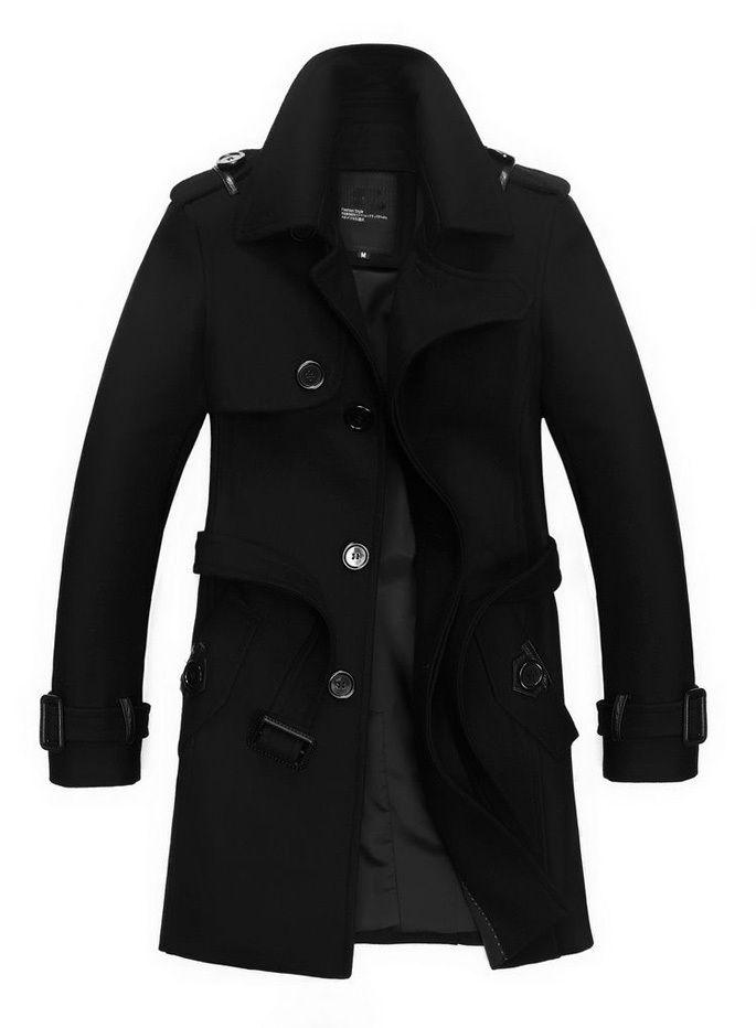 Long Black Coat Images - Reverse Search