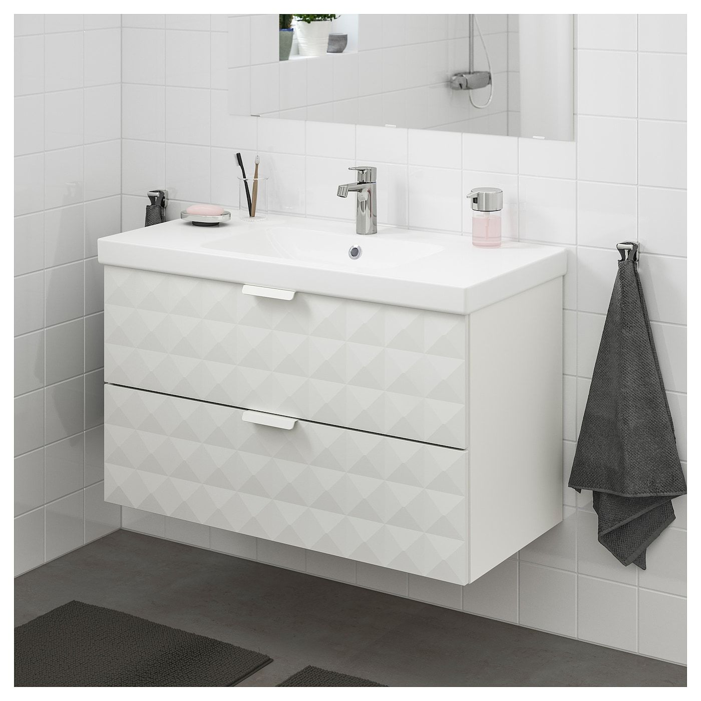 IKEA US - Furniture and Home Furnishings  Bathroom vanity, Ikea