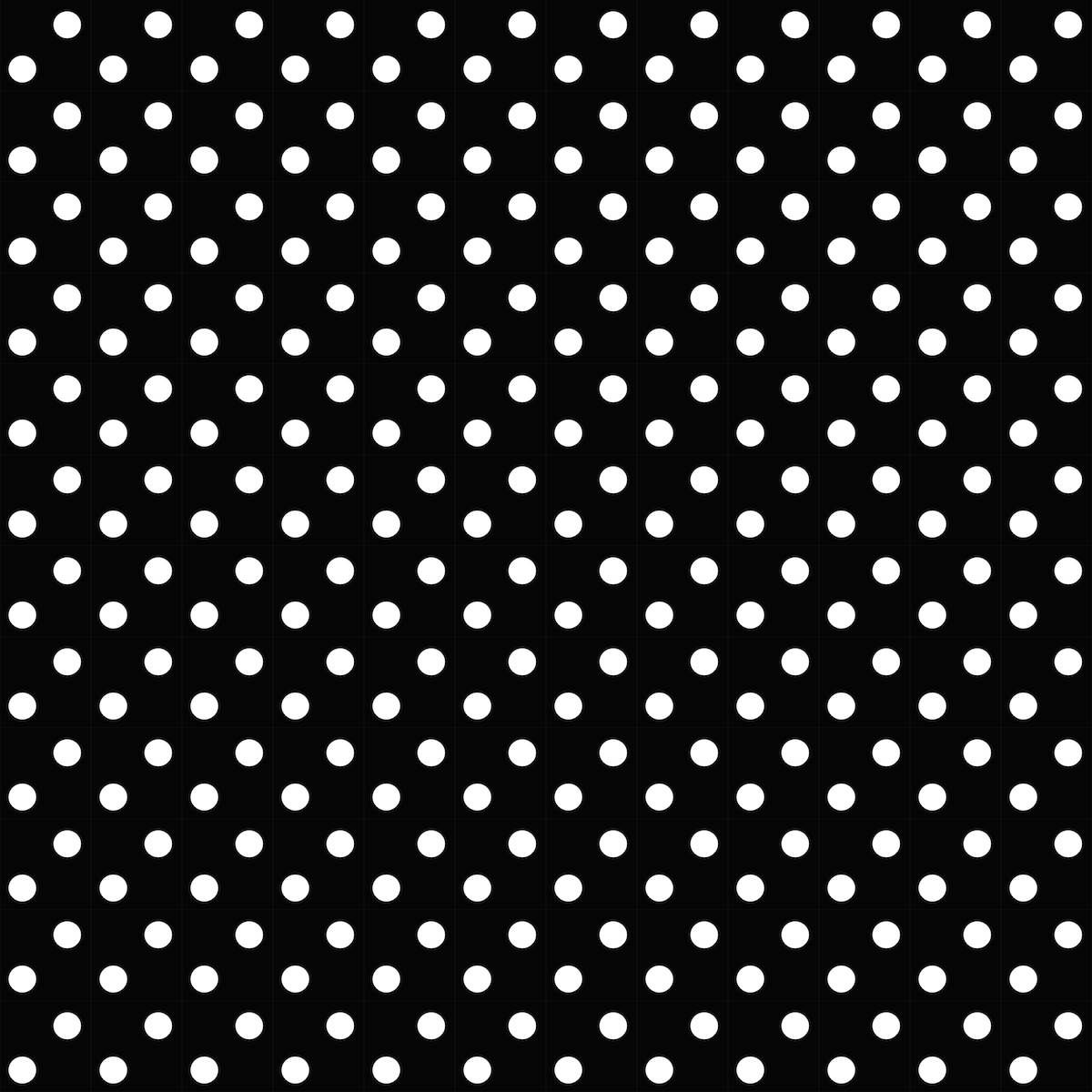 undefined Black And White Polka Dot Wallpapers Adorable