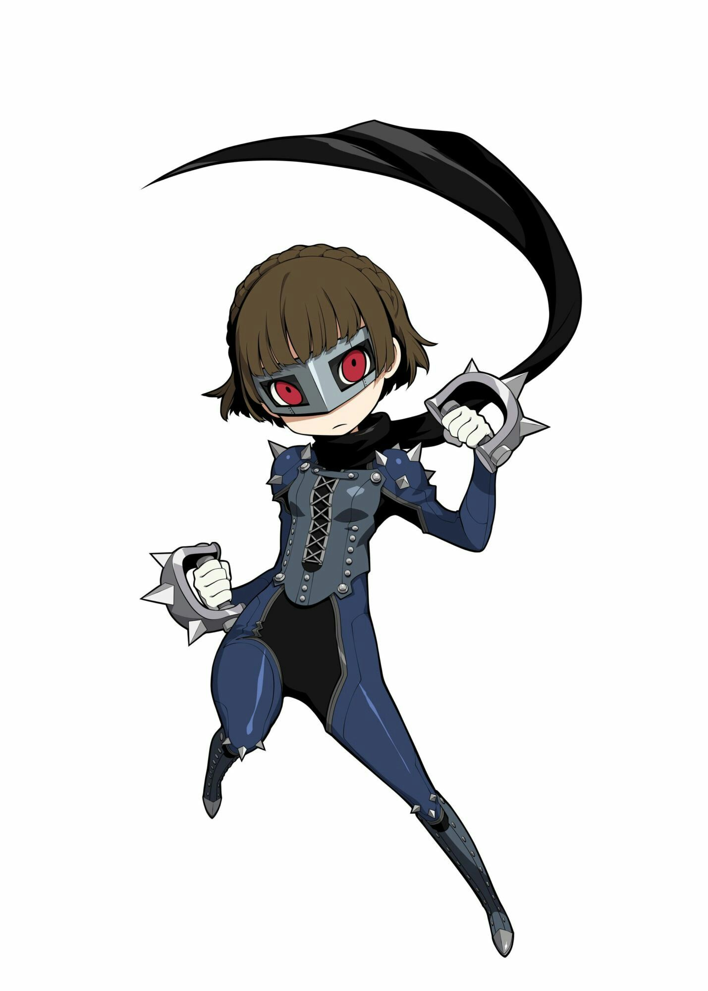 Persona Q2 - Queen | Gamer & Anime Art wallpapers | Persona 5