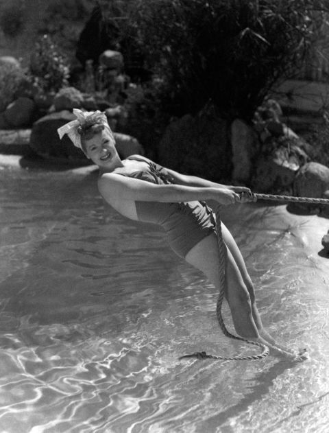 19 Rarely Seen Before Photos Of Lucille Ball #lucilleball