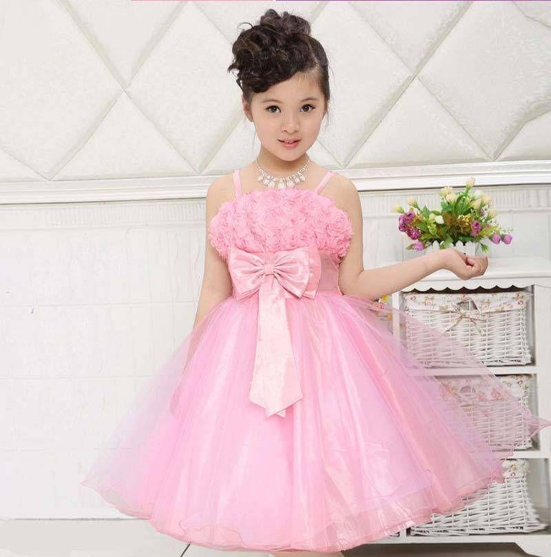 vestidos de niñas para bodas | Fiestas | Pinterest | Vestido de ...