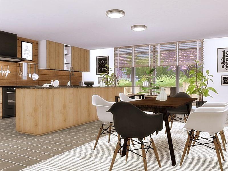 Danuta720s beverly hills sims house plans sims house