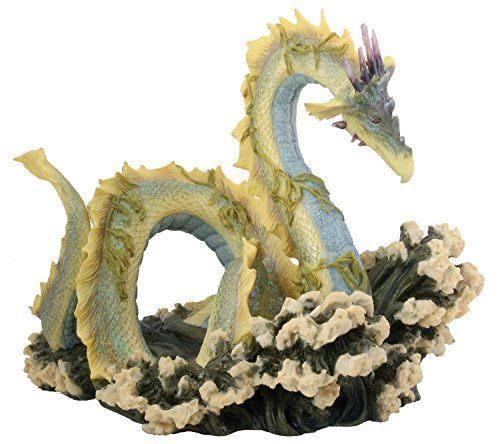 Swamp Dragon  Collectible Figurine Statue Sculpture Figure Model * Click image to review more details.
