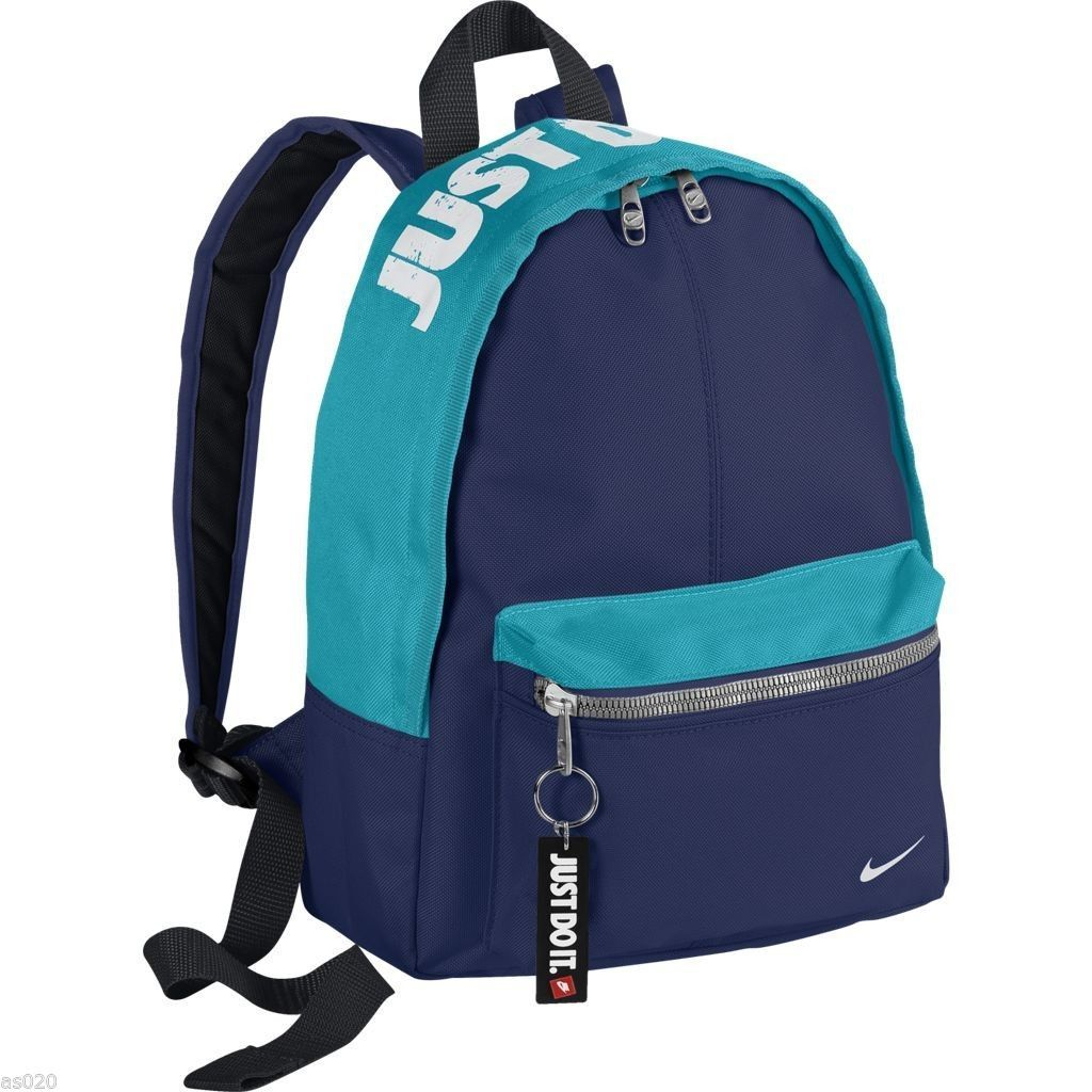 NEW Nike JUST DO IT Kids Junior Mini Backpack Boys Girls School ...