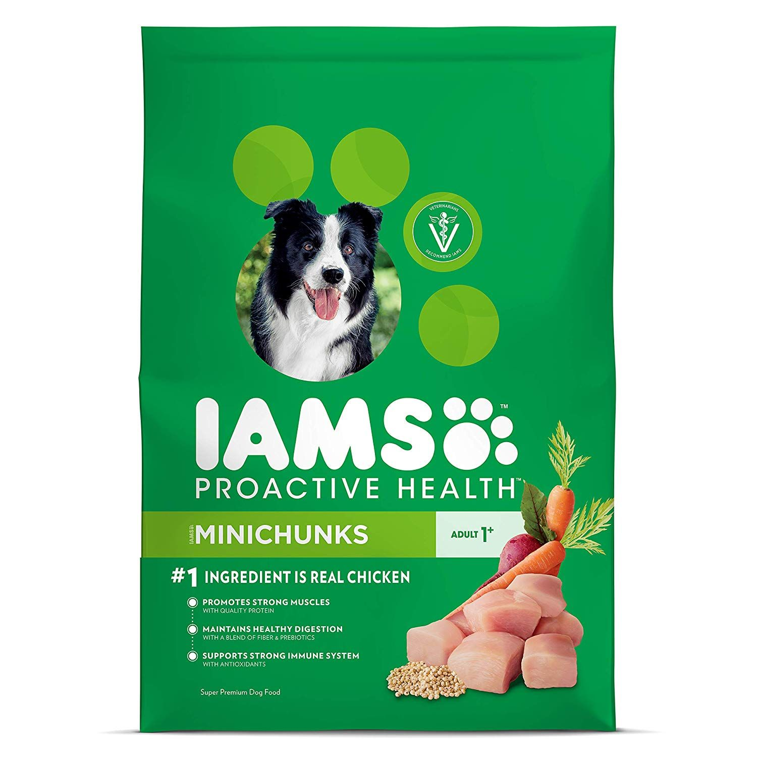 Buyitnow Contains One 1 7 Lb Bag Of Iams Proactive Health Adult