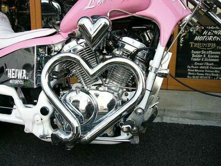 Heart exhaust