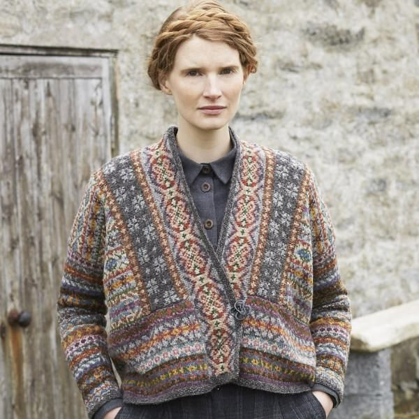 "FAIRISLE Marie Wallin To knit or not to knit that""s the question ..."