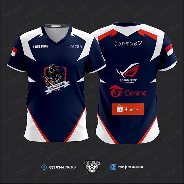 Download Pin On Gaming Jersey Custom