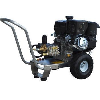 The Pressure Pro PE4042KV Pressure Washer is a Honda GX390 Powered