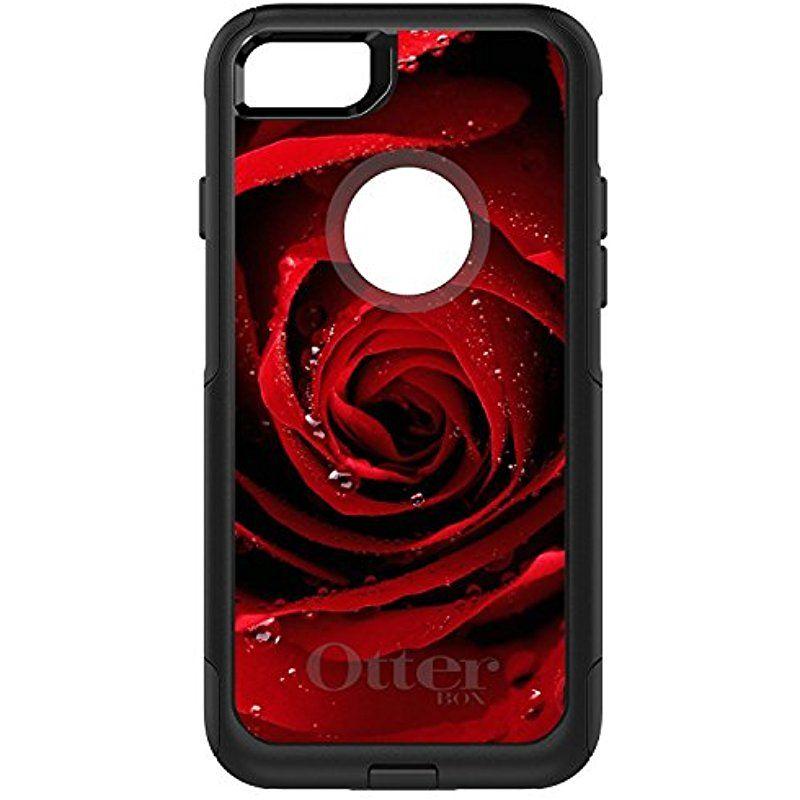 Custom black otterbox commuter series case for apple