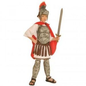 Cool Roman Soldier Child Halloween Costume  sc 1 st  Pinterest & Cool Roman Soldier Child Halloween Costume | biblical costumes ...