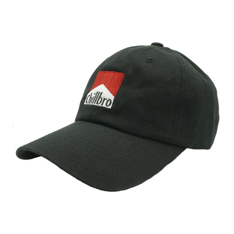 1db4477368d Chillbro Dad Hat Chillbro dad hat features embroidery on the front