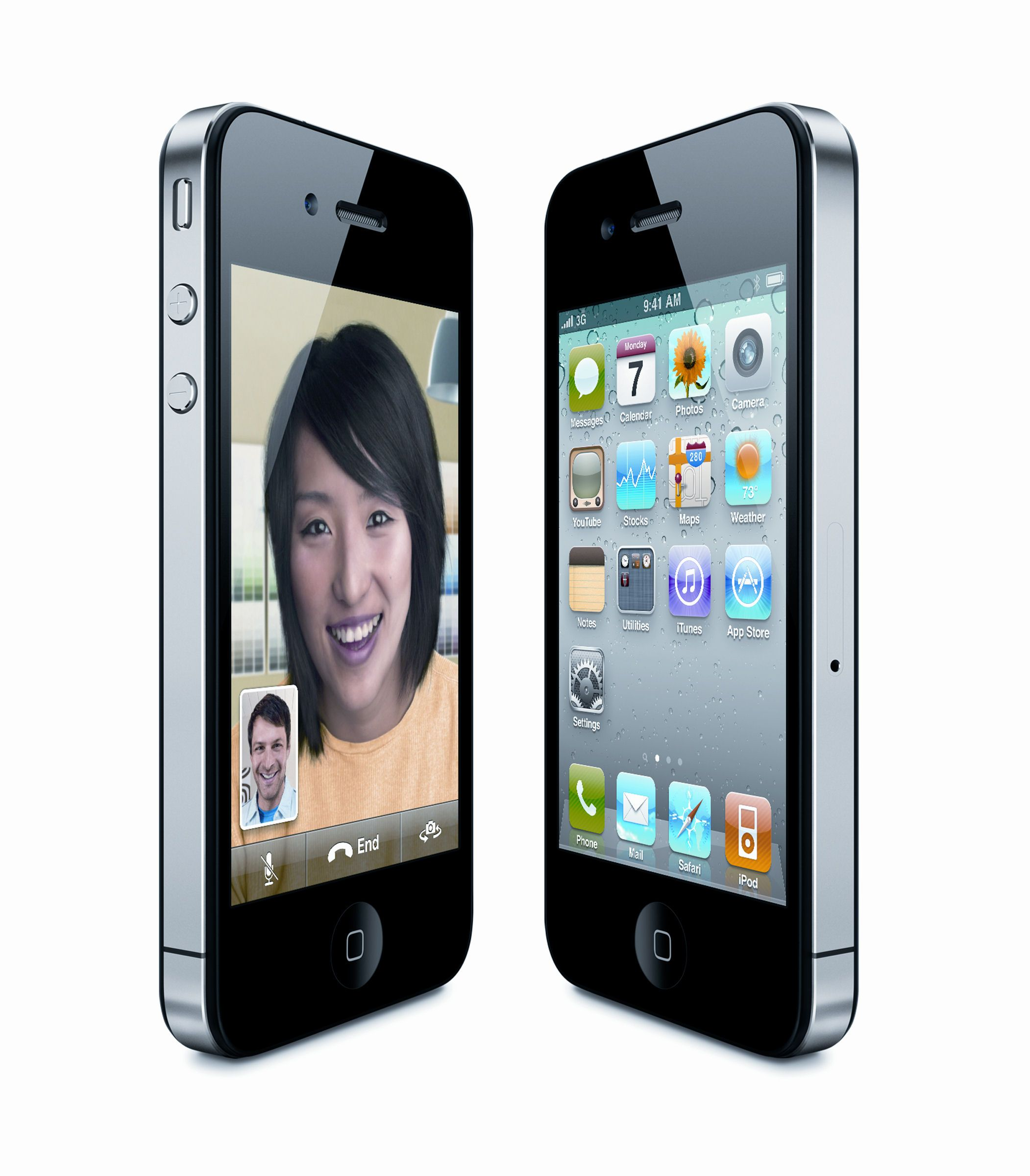 Apple iPhone 4 (With images) Iphone, Apple iphone 4s
