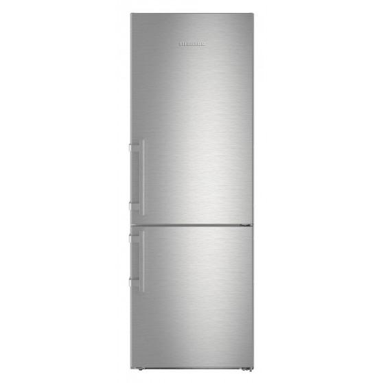 Combi Libre Instalación Altura De 201 Cm Ancho De 70 Cm Plata Eficiencia Energética A Congelado Luces De Techo Refrigerador