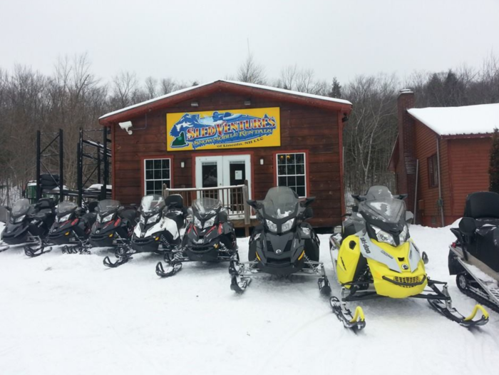 Photo of Sledventures Is A Blast Of A Winter Adventure In New Hampshire