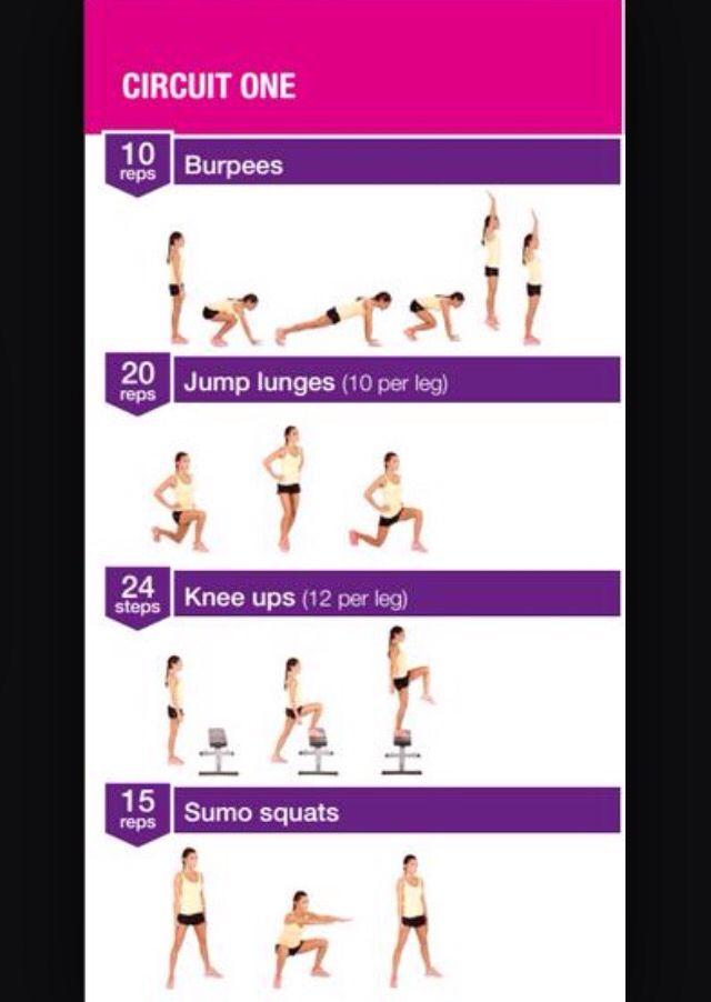 Workouts.
