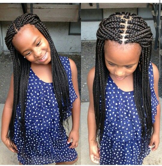 Braids Little Girl Box Braids Little Girl Hairstyles Girls