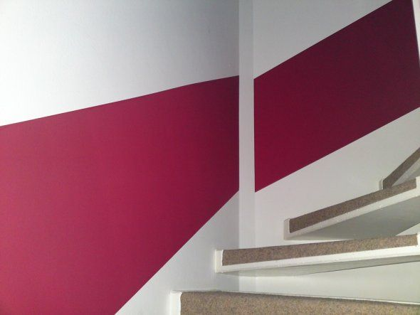 Treppenhaus Gestalten Farbe : Tipp Von Josymcfly .