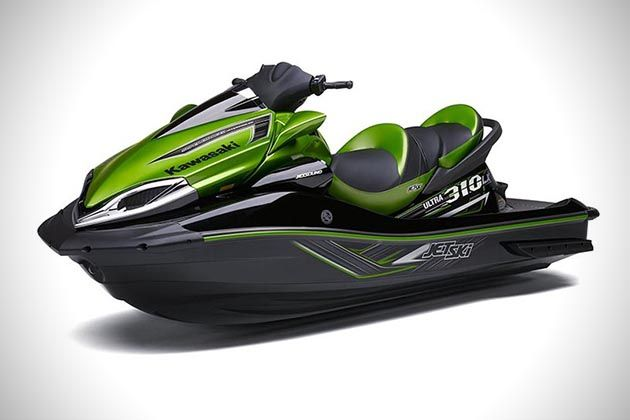 2014 Kawasaki Ultra 310 The World S Most Powerful Jet Ski Skis
